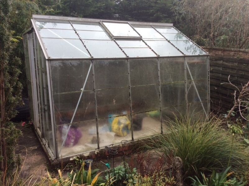 Free greenhouse for sale  Redruth, Cornwall