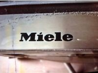 Integrated dishwasher for sale miele
