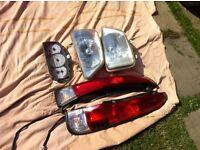 2001 to 2004 Daihatsu Terios parts