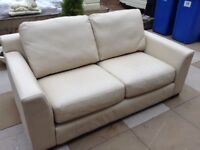 NATUZZI Calico Three Seatter Sofa In Excellent Condition Can Deliver.