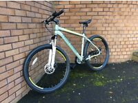"Claud butler alpina 2.5 mountain bike 19"" frame large"