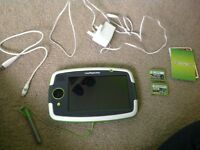 Leappad platinum green plus 2 games. Very good condition includes charger and USB cable
