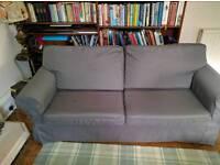 IKEA Ektorp 2 seat sofa bed
