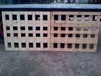 Wooden Pallet Tops Various Uses Storage, Furniture, Decking, Firewood, Fencing, Allotments