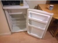 Homeking under counter fridge with freezer compartment