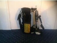 Junior Golf Bag and Trolley