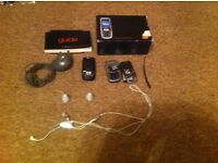samsung d500 and extras