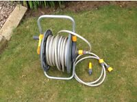 Hozelock Hose and Reel - New
