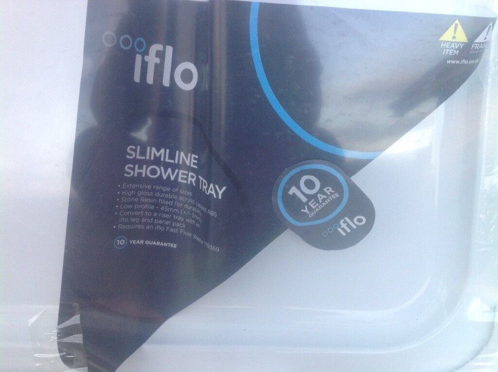 2 Shower trays for sale - 1 brand new in packaging | in Dunfermline ...