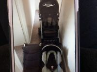 Baby travel system and bundle