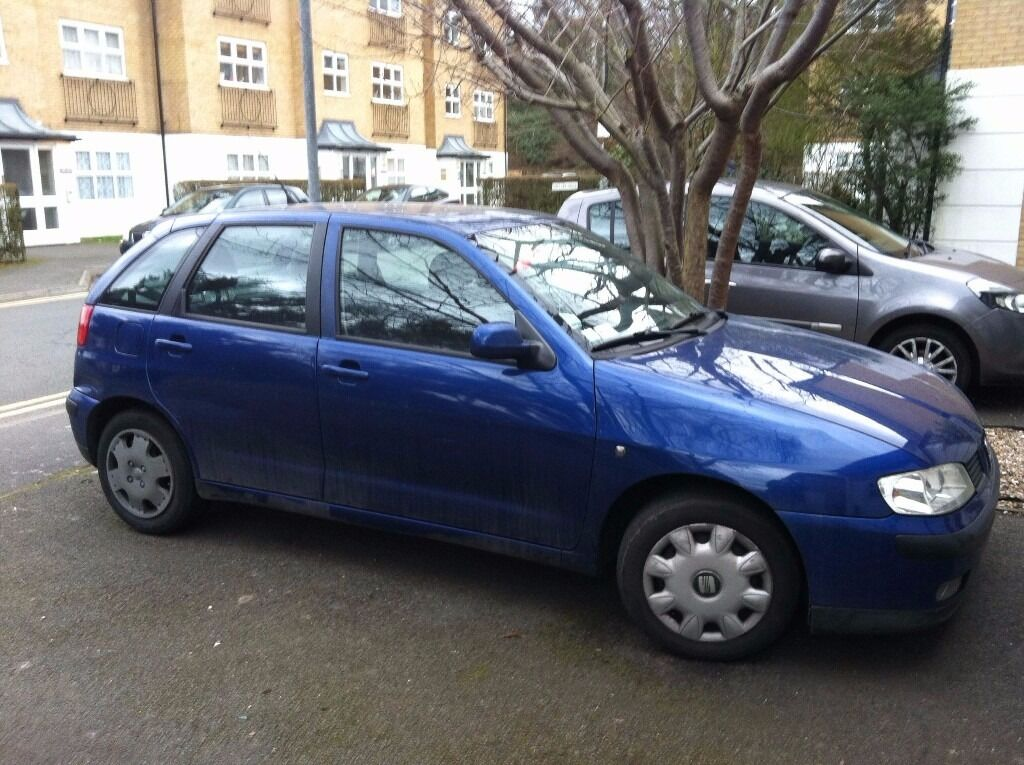 seat ibiza 2001 lhd model in twickenham london gumtree. Black Bedroom Furniture Sets. Home Design Ideas