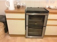 ZANUSSI DOUBLE OVEN COOKER