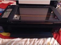 Epson sx2000 printer/scanner