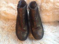Size 36 Irregular choice boots