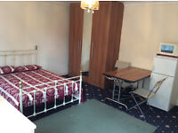 EXCELLENT STUDIO FLAT OFF LADY MARGARET ROAD FOR FOR £700P/M FOR 1 PERSON & £800P/M FOR 2 PEOPLE