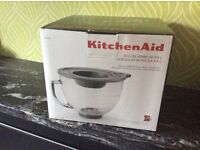 Kitchenaid Artisan Glass Bowl New in Box RRP £80