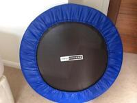 Fitness/mini trampoline