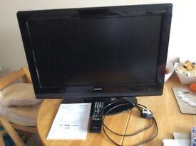 26 inch TV (Hitachi)