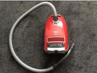 Miele c3 vacuum cleaner just a few surface scratches from normal every day use
