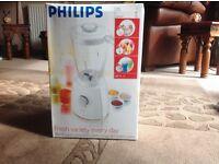 Phillips blender/smoothie maker.