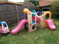 Little Tikes Climbing Frame with Slides