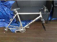 Retro 93/4 Marin rocky ridge mountain bike with xt dx parts,needs wheels