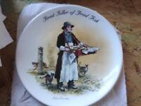 Collection of Wedgwood plates ooo