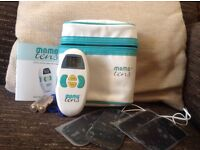 Tens machine for use during labour - used once