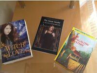 Three Teenage/Adult Books