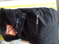 Campri Black Ski Trousers age 11-12 years
