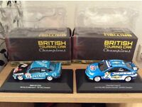 Atlas editions Touring Champions die cast Chevrolet Cruze/ BMW M3, New