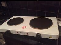 Hot plate 2 ring sale ASAP.