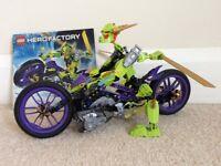 Lego Hero Factory (Speeda Demon)