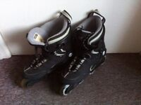 Women's K2 Ascent UK 7 Inline Skates
