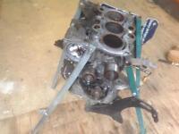 Honda Beat 556 cc engine