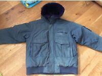 Men's jacket Quicksilver large