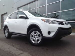 2015 Toyota RAV4 LE!!!JUST TRADED IN!!!
