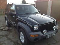 LOVELY 4WD JEEP IN IMMACULATE CONDITION