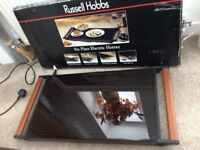 Russell Hobbs six plate electric hot plate / hot tray, fully working, vgc - West Kirby, Wirral