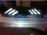 Adidas kids football boots size7 UK