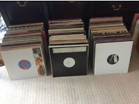 300 . 12inch records . No texts . ( 300 for sale )