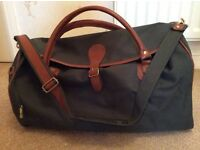Men's large green travel bag
