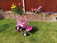 Child's Smartrike bike
