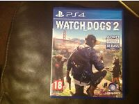 PS4 watchdogs. 2