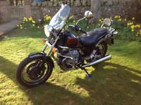 Moto Guzzi Nevada 750 spares or repair but MOTeed till March 2019