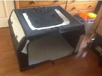 Trixie dog crate portable M-L dog