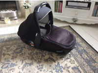 Jane Matrix Car Seat ( lies completely Flat)