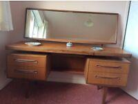 1960 s GPlan dressing table