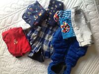 11 x Item Bundle Baby Boys clothes aged 3 months - 6/8months