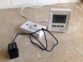 EAGA ELECTRICITY ENERGY SAVING MONITOR.